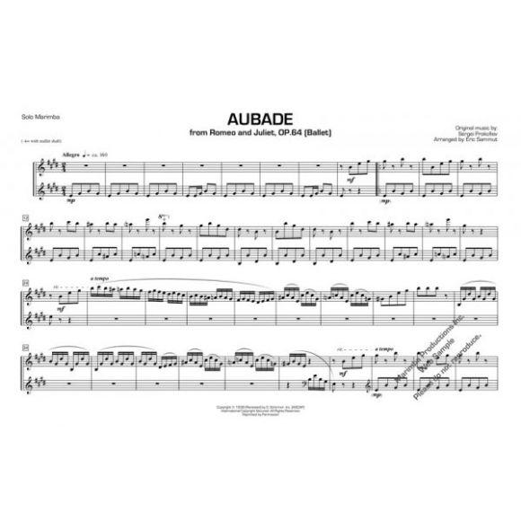 SAMMUT Eric : Aubade (Prokofiev)