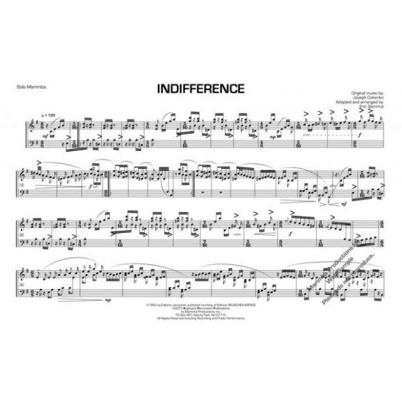 SAMMUT Eric : Indifference (Colombo)