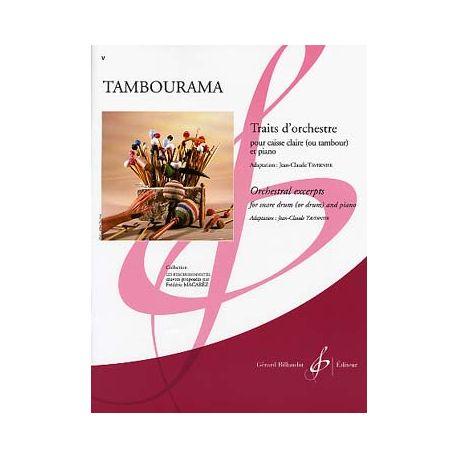 TAVERNIER Jean-Claude : Tambourama