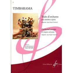TAVERNIER Jean-Claude : Timbarama