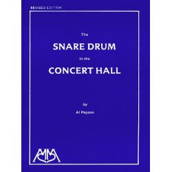 PAYSON Al : The snare drum in the concert hall