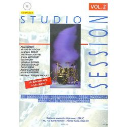 Divers auteurs : Studio Session Vol. 2