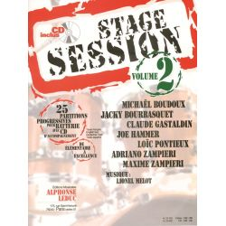 Divers auteurs : Studio Session Vol. 2