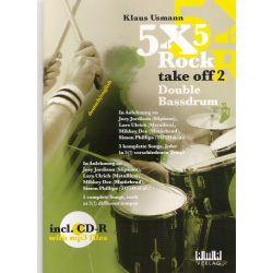 """USMANN Klaus : 5x5 Rock """"Take off 2"""""""
