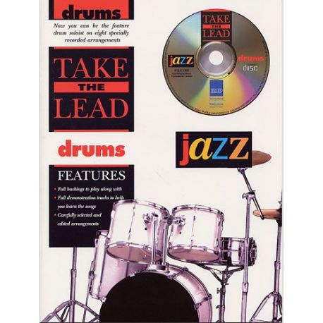 Take the lead : Jazz drums