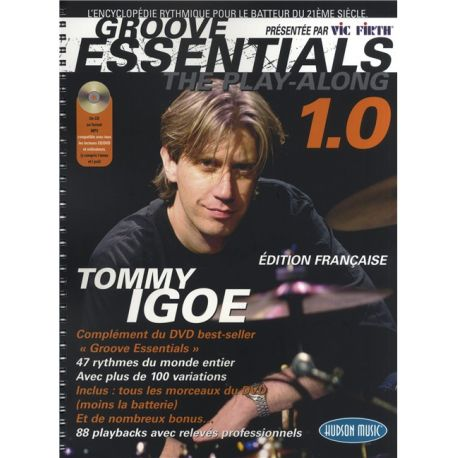: Groove essentials - The play-along 1.0