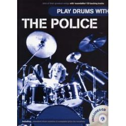 "Play drums with ""THE POLICE"""