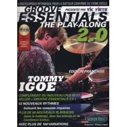 : Groove essentials - The play-along 2.0