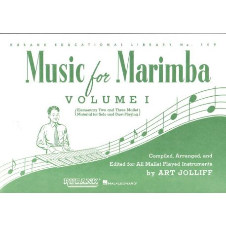 JOLLIFF Art : Music for Marimba Vol. I