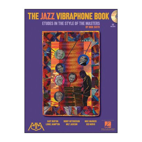 SISTO Dick : The jazz vibraphone book
