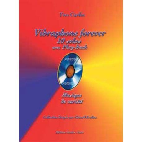 CARLIN Yves : Vibraphone forever
