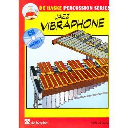 DE JONG Hein : Jazz vibraphone