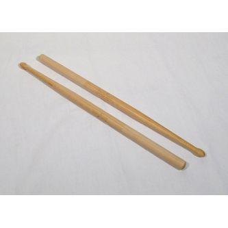 Paire baguettes pour tambour